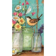 LANG Flower Jars Pocket Address Book (1072027)