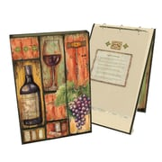 LANG Wine Country Vertical Recipe Card Album (2016008)