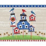 LANG Bless America Art Insert (3113007)
