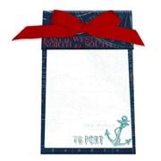 LANG Anchors Away Ribbon Note Pad (2009521)