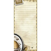 LANG Honey & Grey Mini List Pad (4005194)