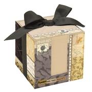 LANG Honey & Grey Note Cube (1035015)