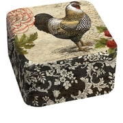 LANG French Rooster 13.5 oz Tin Candle (3101004)