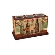 LANG Chateau Rouge Votive Box (3131000)