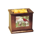 LANG Rust Finish Tin Fragrance Warmer (3112000)