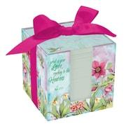 LANG Graceful Garden Note Cube (1035014)
