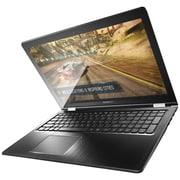 "Lenovo® Flex 3 1580 80R4 80R40007US 15.6"" Notebook, LCD, Intel i7-6500U, 1TB HDD, 8GB RAM, Windows 10, Black"