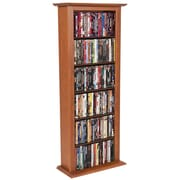 Venture Horizon VHZ Entertainment Regular Single Multimedia Storage Rack; Cherry