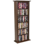 Venture Horizon VHZ Entertainment Regular Single Multimedia Storage Rack; Dark Walnut