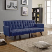 Madison Home USA Mid Century Convertible Sofa