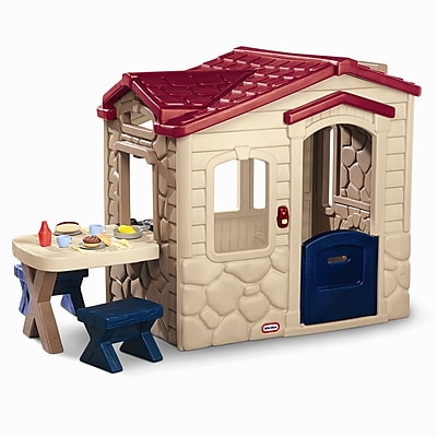 Little Tikes Picnic on the Patio Playhouse WYF078277465685