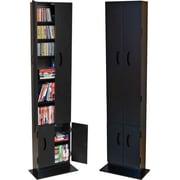 Venture Horizon VHZ Entertainment Promo Multimedia Cabinet; Black