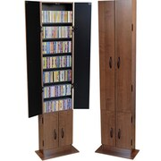Venture Horizon VHZ Entertainment Promo Multimedia Cabinet; Dark Walnut