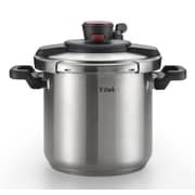 T-fal 8-Quart Clipso Stainless Steel Pressure Cooker