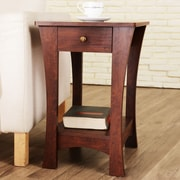 Hokku Designs Walter 1 Drawer End Table