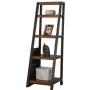 Ultimate Accents 72'' Leaning Bookcase
