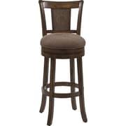 Hillsdale Findley 26'' Swivel Bar Stool with Cushion