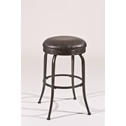 Hillsdale Harper 30'' Swivel Bar Stool w/ Cushion