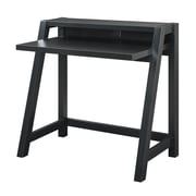 Convenience Concepts Inc. Newport Lilly Desk Newport Computer Desk Black