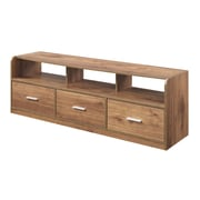 Convenience Concepts Inc. Designs2Go TV Stand/Tribeca Woodgrain Entertainment Center (151311MC)