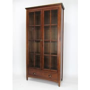Wayborn Traditional 82'' Barrister Bookcase