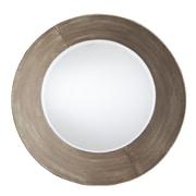 Holly & Martin Wushu Round Metal Wall Mirror