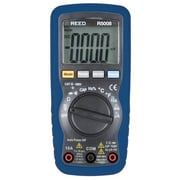 REED Instruments Compact Digital Multimeter with Temperature (R5008)