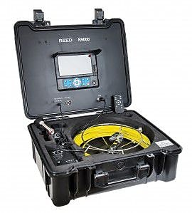 REED Instruments HD Video Pipe Inspection System R9000