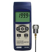 REED Instruments SD-Series Vibration Meter Datalogger (SD-8205)