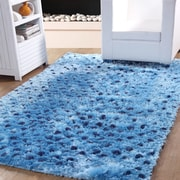 Affinity Linens Hand-Woven Blue Indoor Area Rug; 3' x 5'