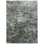 Affinity Linens Hand-Woven Sage Indoor Area Rug; 8' x 10'