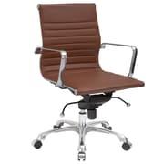 Edgemod Desk Chair; Terracotta