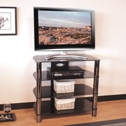 Wildon Home   TV Stand; Walnut