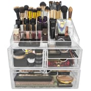 Sorbus 4 Drawer Cosmetic Organizer