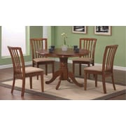 Wildon Home   Everett Dining Table; Cherry