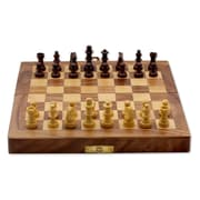 Novica Fair Trade Decorative India Wood Chess Set Game