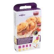 MASTRAD 9 Piece Mini Pies and Ravioli Kit Set