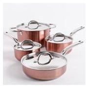 Oster Brookfield 8 Piece Stainless Steel Cookware Set