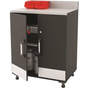 Altra Boss 41'' H x 29.7'' W x 19.7'' D 2-Door Storage Cabinet