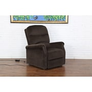 Madison Home USA Classic Plush Power Large 3 Position Lift Chair; Brown