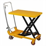 Wesco Industrial Light Duty Scissor Lift Table