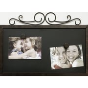 Fetco Home Decor Turon Chalkboard Picture Frame