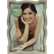 Fetco Home Decor Cadwell Hourglass Picture Frame