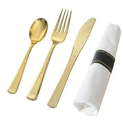 Fineline Settings, Inc Secrets 280 Piece Flatware Set