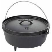 Lodge 6-qt. Cast Iron Round Dutch Oven