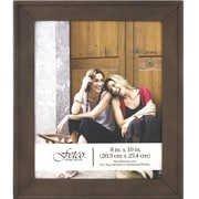 Fetco Home Decor Farefeld Dusted Cocoa Picture Frame