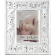Fetco Home Decor Pima Alphabet Picture Frame