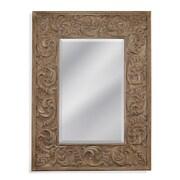 Bassett Mirror Belgian Luxe Curtis Wall Mirror