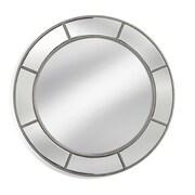 Bassett Mirror Hollywood Glam Beaded Round Wall Mirror