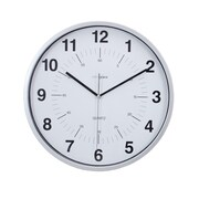 nexxt Design Kiera Grace 12'' Synchro Silent Wall Clock (Set of 6)